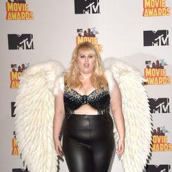 Rebel Wilson during MTV Movie Awards 2015