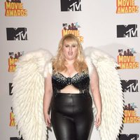 Rebel Wilson during MTV Movie Awards 2015