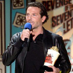 Bradley Cooper during MTV Movie Awards 2015