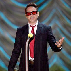 Robert Downey Jr. during MTV Movie Awards 2015
