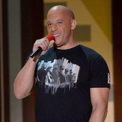 Vin Diesel during MTV Movie Awards 2015