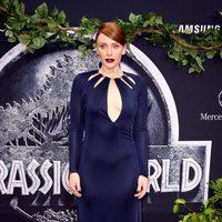 Bryce Dallas Howard at the 'Jurassic World' premiere in California