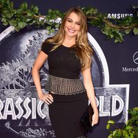 Sofia Vergara at the 'Jurassic World' premiere in Los Angeles