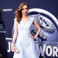 Lauren Lapkus at the 'Jurassic World' premiere in Los Angeles