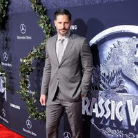 Joe Manganiello at the 'Jurassic World' premiere in Los Angeles