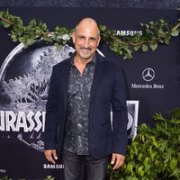Michael Papajohn at the 'Jurassic World' premiere in Los Angeles