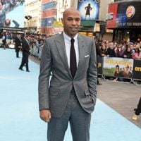 Thierry Henry at the 'Entourage' European Premiere