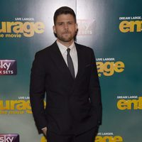 Jerry Ferrera at the 'Entourage' premiere in London