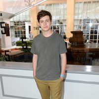 Nick Robinson presents 'The Fifth Wave' at the Summer of Sony 2015
