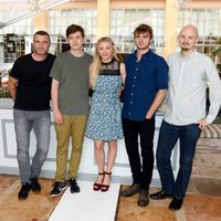 'The Fifth Wave' team at the Summer of Sony 2015