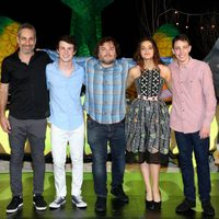 'Goosebumps' team at Summer of Sony 2015