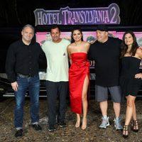'Hotel Transylvania 2' team at Summer of Sony 2015