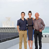 'The Walk' stars at Summer of Sony 2015