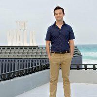 Joseph Gordon-Levitt presents 'The Walk' at Summer of Sony 2015