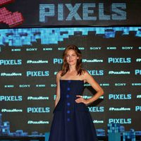 Michelle Monaghan presents 'Pixels' at Summer of Sony 2015