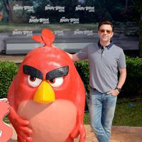 Jason Sudeikis presents 'Angry Birds' at the Summer of Sony 2015