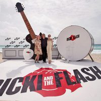 'Ricki and the Flash' team at Summer of Sony 2015