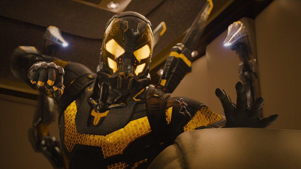 Ant-Man, fotograma 4 de 21