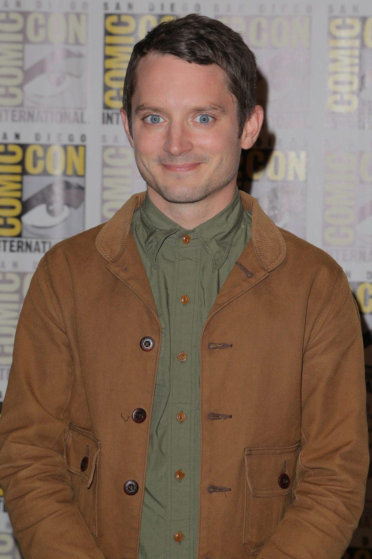 Elijah Wood at the Comic-Con 2015