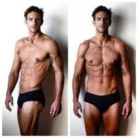 Joaquín Ferreira in underwear