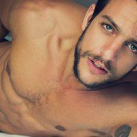 Joaquín Ferreira shows his most seductive look