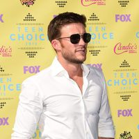 Actor Scott Eastwood attends the Teen Choice Awards 2015 at the USC Galen Center