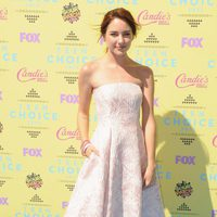 Actress Haley Ramm arrives at the Teen Choice Awards 2015