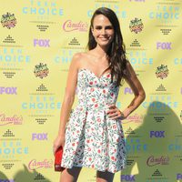 Actress Jordana Brewster arrives at the Teen Choice Awards 2015