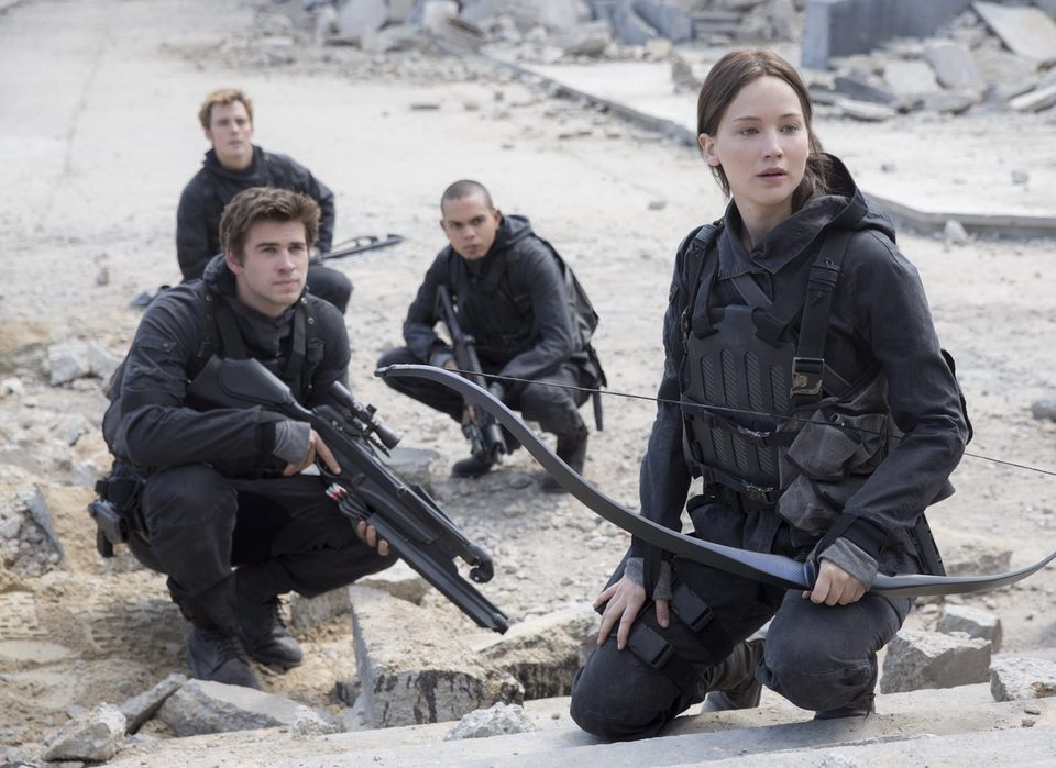 The Hunger Games: Mockingjay - Part 2, fotograma 5 de 31