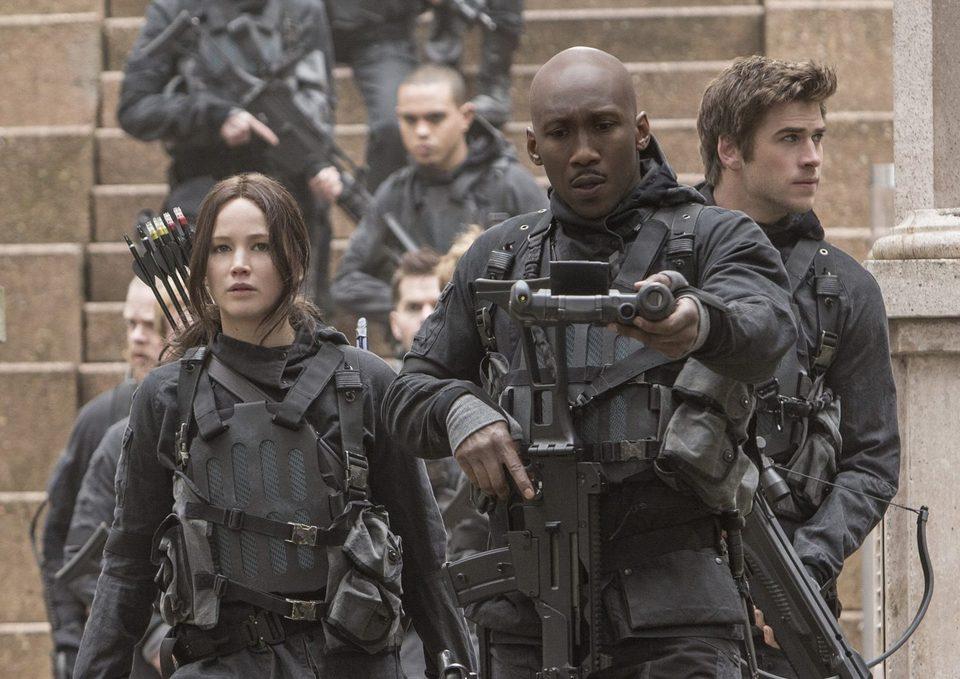 The Hunger Games: Mockingjay - Part 2, fotograma 4 de 31