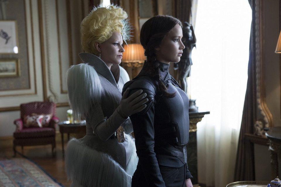 The Hunger Games: Mockingjay - Part 2, fotograma 3 de 31