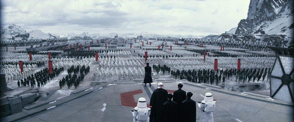 Star Wars: Episode VII - The Force Awakens, fotograma 3 de 47