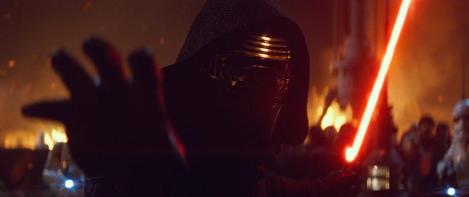 Star Wars: Episode VII - The Force Awakens, fotograma 4 de 47