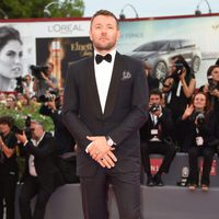 Joel Edgerton at the 'Black Mass' premiere in the 72nd Venice Film Festival