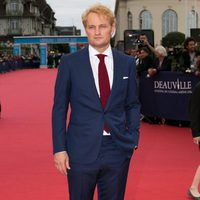 Jason Clarke at the 72nd Venice Film Festival