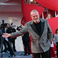 Terry Gilliam at the 72nd Venice Film Festival