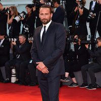 Matthias Schoenaerts at the 72nd Venice Film Festival