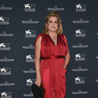 Catherine Deneuve at the 72nd Venice Film Festival