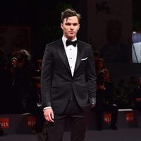 Nicholas Hoult at the 72nd Venice Film Festival