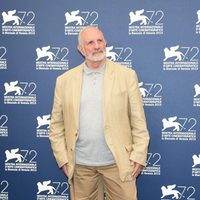 Brian De Palma at the 72nd Venice Film Festival