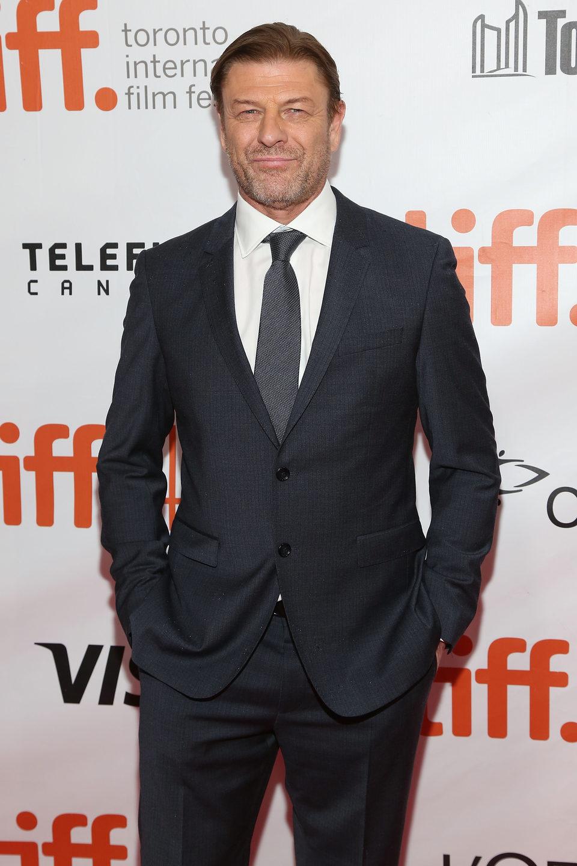 Sean Bean at the Toronto International Film Festival 2015