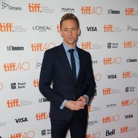 Tom Hiddleston at the Toronto International Film Festival 2015