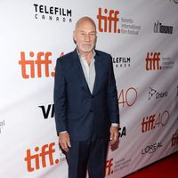 Patrick Stewart at the Toronto International Film Festival 2015