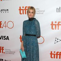 Mackenzie Davis at the Toronto International Film Festival 2015