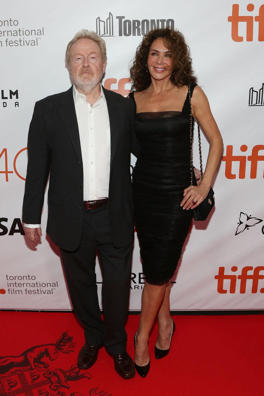 Ridley Scott at the Toronto International Film Festival 2015