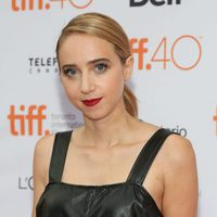 Zoe Kazan at the Toronto Film Festival 2015