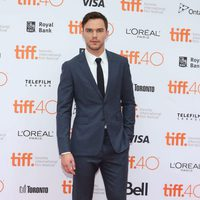 Nicholas Hoult at the Toronto International Film Festival 2015