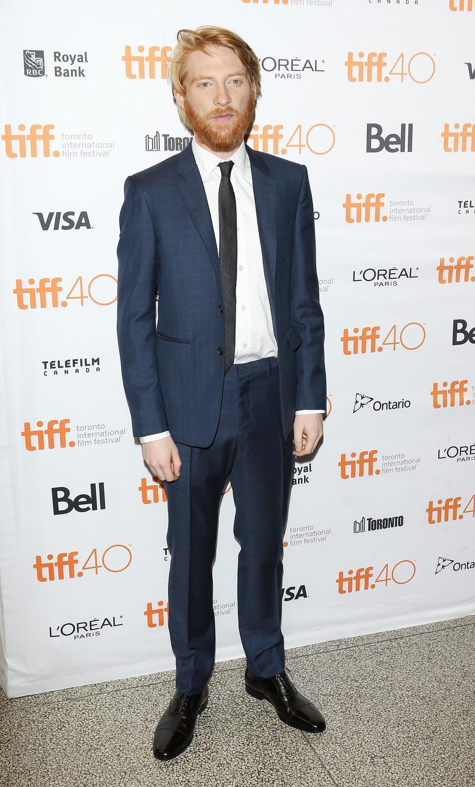 Domnhnall Gleeson at the Toronto International Film Festival 2015