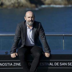 Javier Cámara at the San Sebastian Film Festival 2015