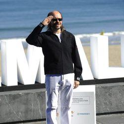 Santiago Segura at the San Sebastian Film Festival 2015